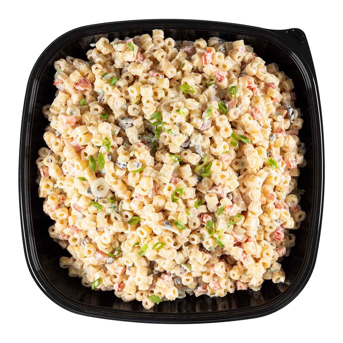 The Mac Macaroni Salad