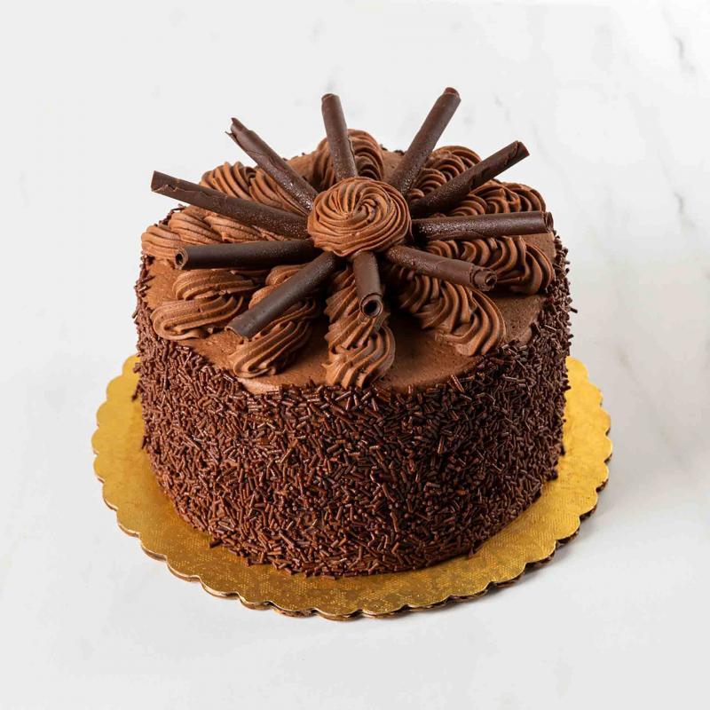 5-Inch Chocolate Moose Cake