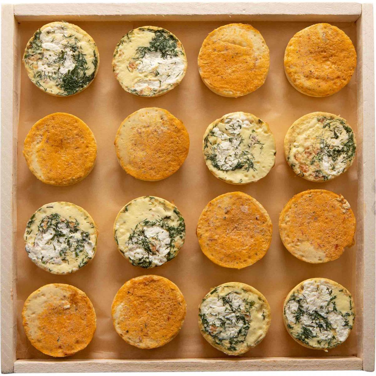 Assorted Frittatas Platter