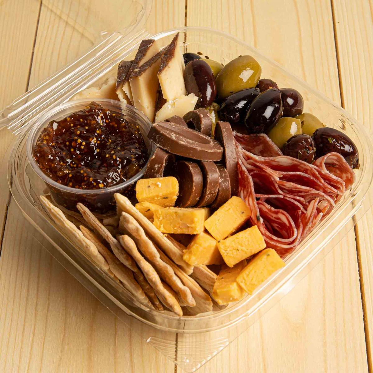 Artisanal Charcuterie & Cheese Box