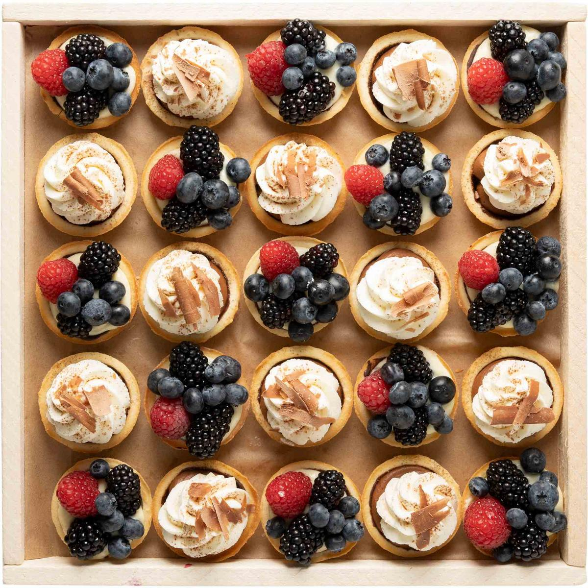 Mixed Mini Tarts
