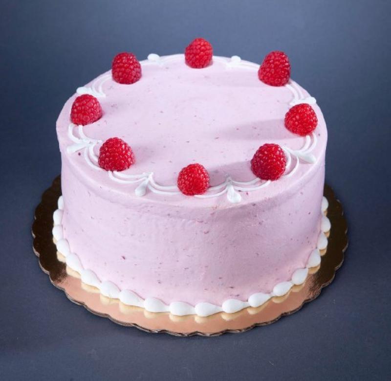 Raspberry Ruble Cake