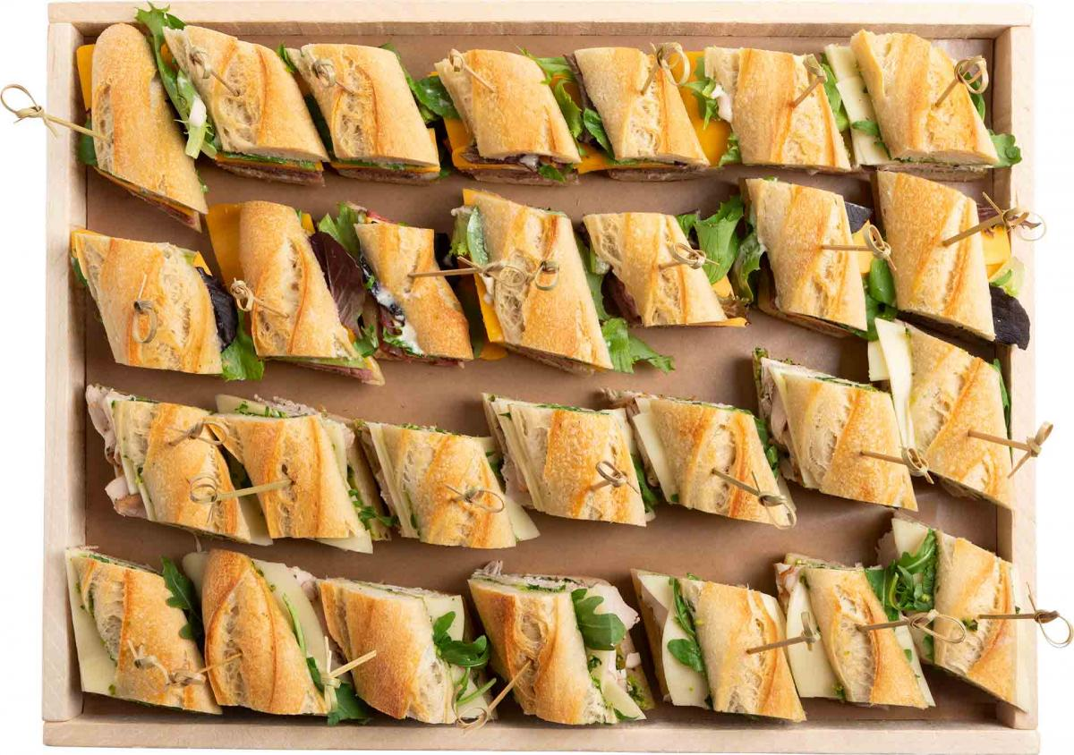 Small Signature Sandwich Platter